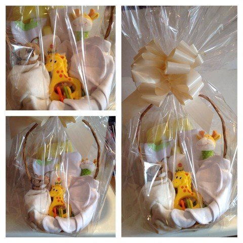Baby Shower / New Baby Gift Basket